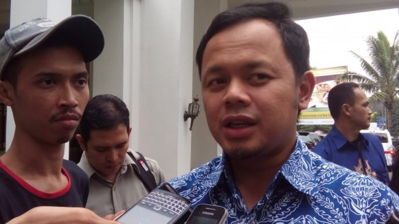 Wali Kota Bogor Bima Arya - MI/Susanti.