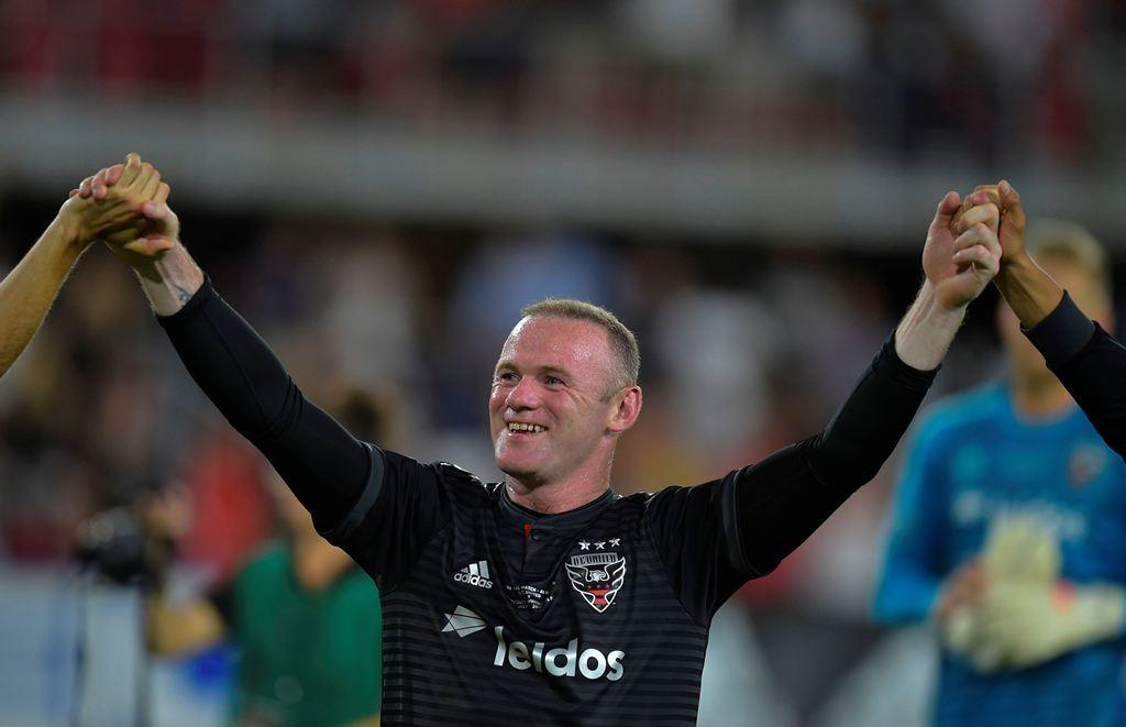 Wayne Rooney (AFP/ANDREW CABALLERO-REYNOLDS )