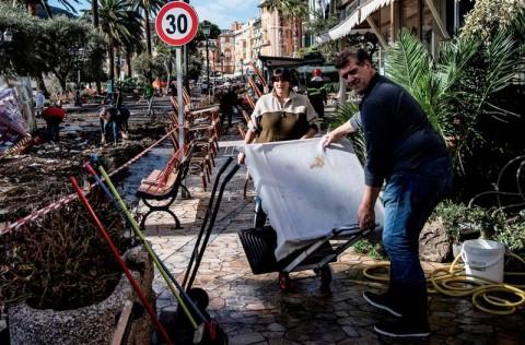 Badai Menyapu Eropa, 11 Tewas di Italia