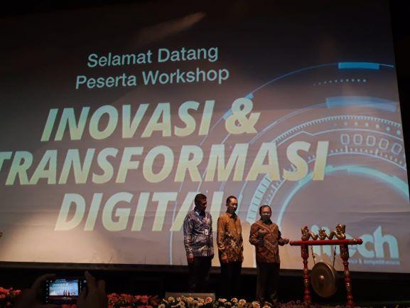 Workshop 'Inovasi dan Transformasi Digital', Medcom.id/Intan Yunelia