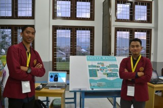 Mahasiswa UMM Bikin Jam Pendeteksi Jantung