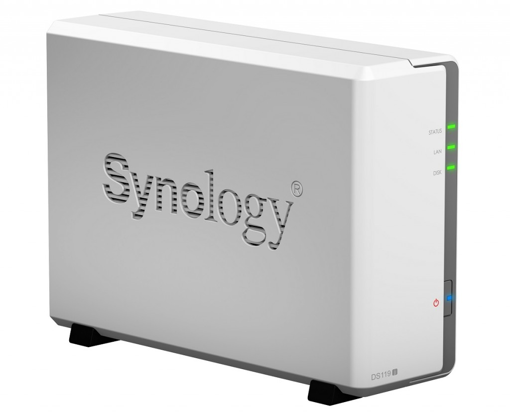 Synology DiskStation DS119j.