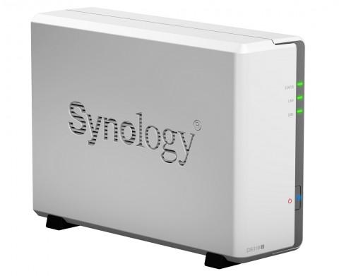 Synology Rilis NAS Rumahan DS119j