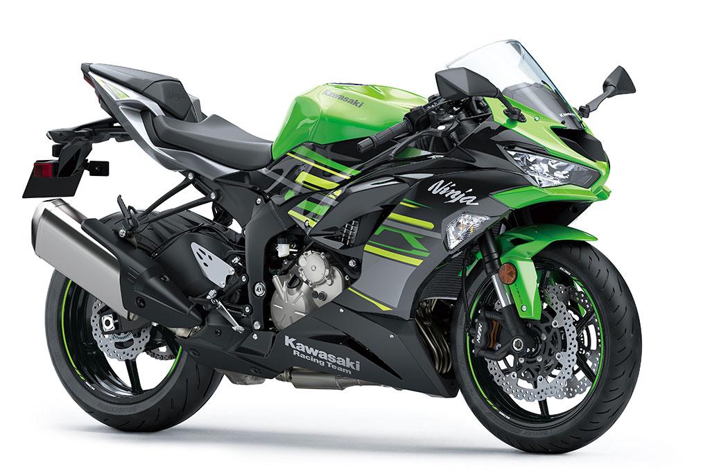 New Kawasaki Ninja ZX-6R. Kawasaki