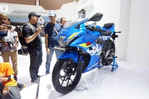 Suzuki Lengkapi GSX-R150 dengan ABS