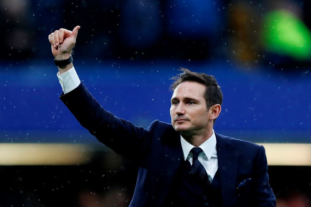 Frank Lampard (Foto: AFP PHOTO / Adrian DENNIS)