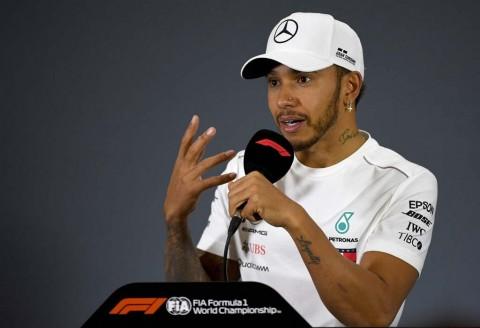 Cerita Hamilton tentang Perjuanganya Raih Gelar Juara F1