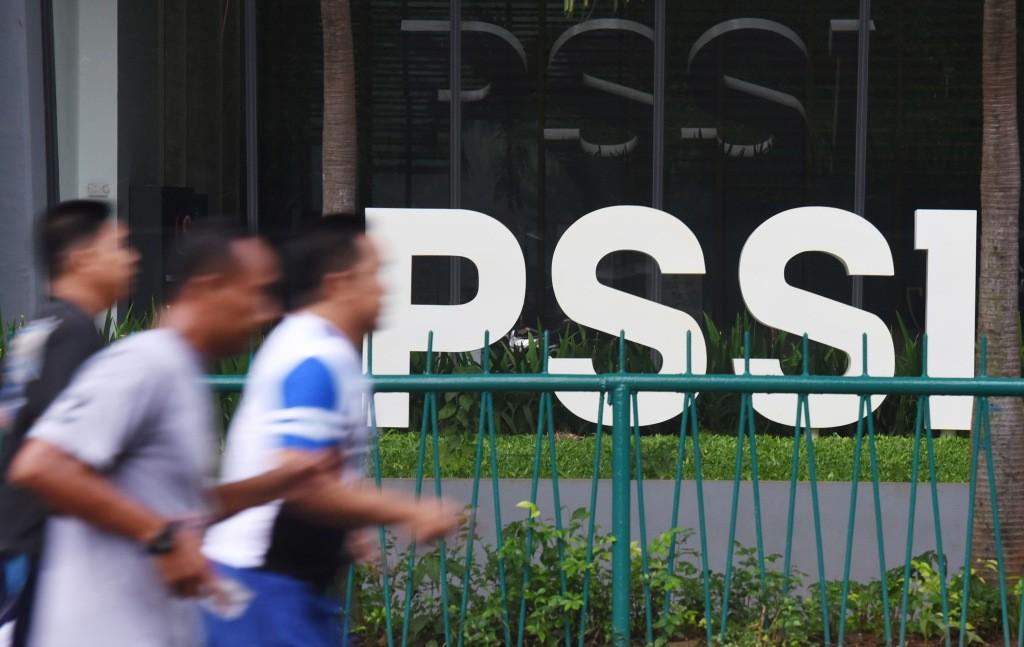 Kantor PSSI lama saat masih bertempat di Kompleks GBK (Foto: Antara/Hafidz Mubarak A.)