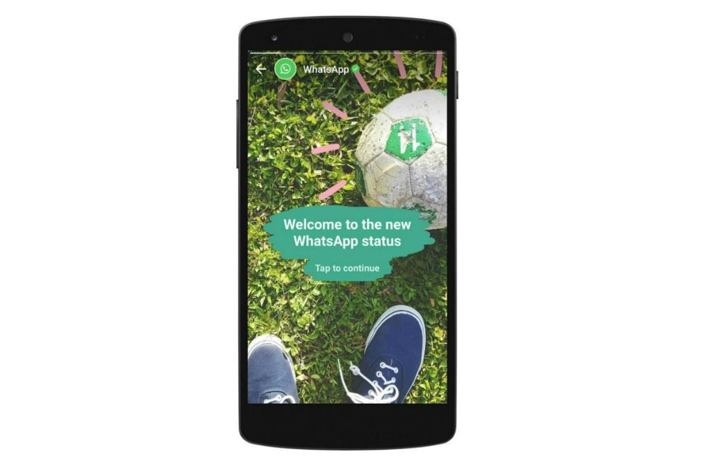 VP WhatsApp mengonfirmasi bahwa iklan segera tersedia di tab Status aplikasinya.