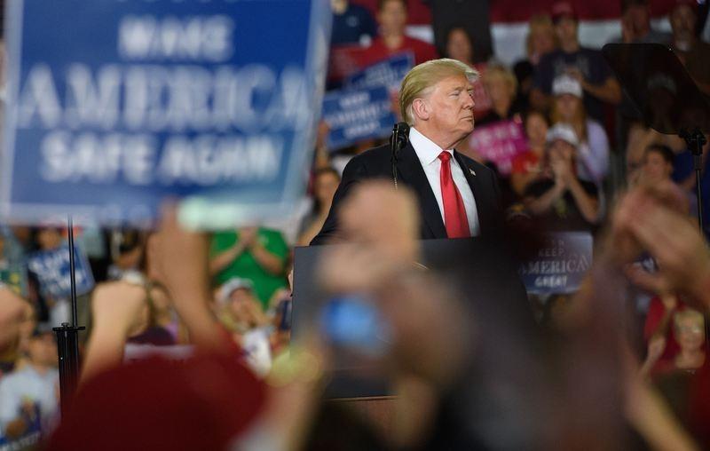 Presiden AS Donald Trump ingin hapus hak kewarganegaraan bagi bayi yang lahir di Amerika. (Foto: AFP).