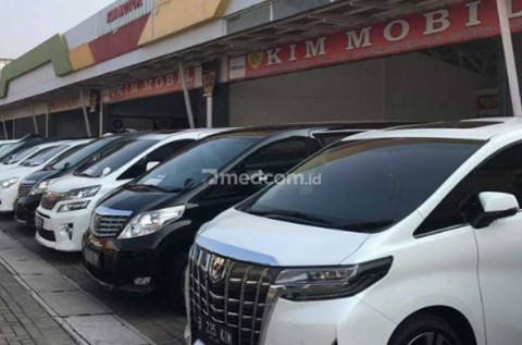 Jelang Akhir Tahun, Penjualan Mobil Bekas Naik 30 Persen