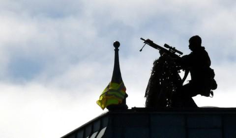 Calon Menhan Brasil akan Berantas Penjahat dengan Sniper