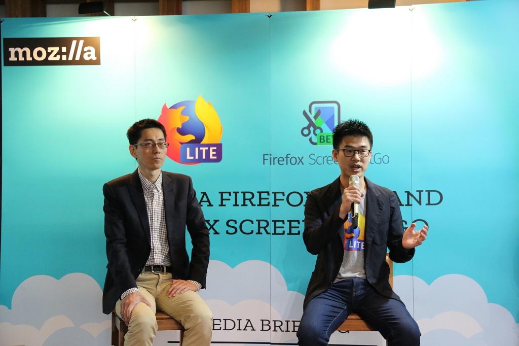 Peluncuran Mozilla Firefox Lite di Jakarta, Kamis 1 November 2018