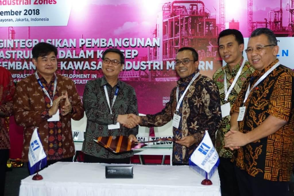PGN berkomitmen memajukan industri nasional seiring pengembangan kawasan industri yang kian masif (Foto:Dok.PGN)