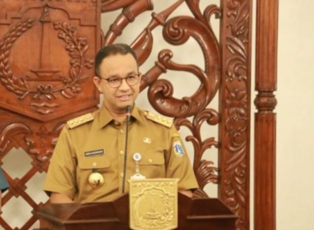 Gubernur DKI Jakarta Anies Baswedan. Foto: Medcom.id/Intan Yunelia