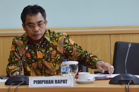 Ketua Fraksi PDI Perjuangan DPRD DKI Gembong Warsono. Foto: Doc DPRD DKI
