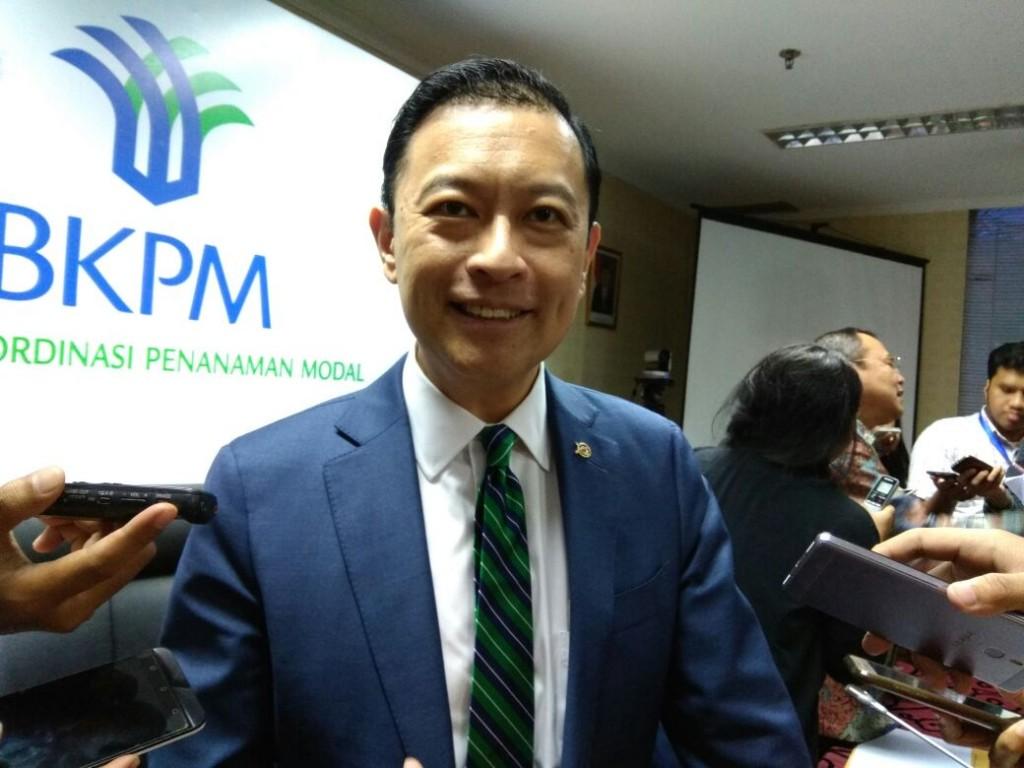Kepala BKPM Thomas Lembong ditemui di Kantor Kemenko Perekonomian, Jakarta Pusat, Kamis, 1 November 2018. Medcom/Desi.