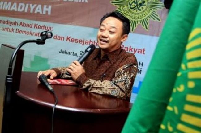 Sekretaris Umum Muhammadiyah Abdul Muti--MI/Adam Dwi