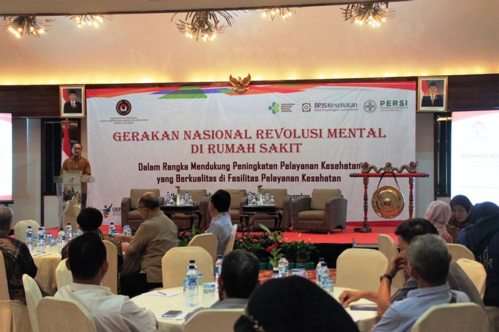 Deputi Bidang Koordinasi Peningkatan Kesehatan, Kemenko PMK, Sigit Priohutomo (Foto:Dok.Kemenko PMK)