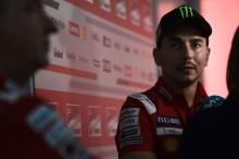 Honda Siapkan Kru Lorenzo Musim Depan