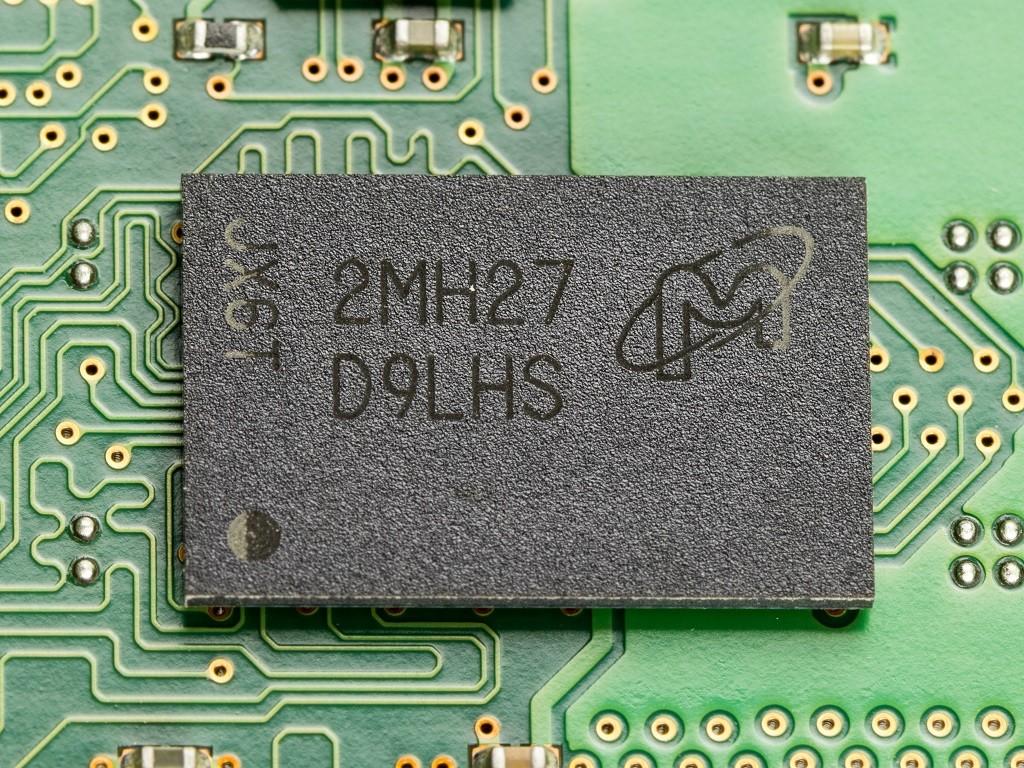 Micron adalah perusahaan pembuat chip. (Wikimedia Commons)