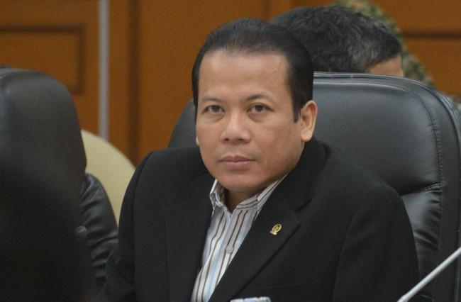 PAN politician Taufik Kurniawan (Photo:MI/M Irfan)