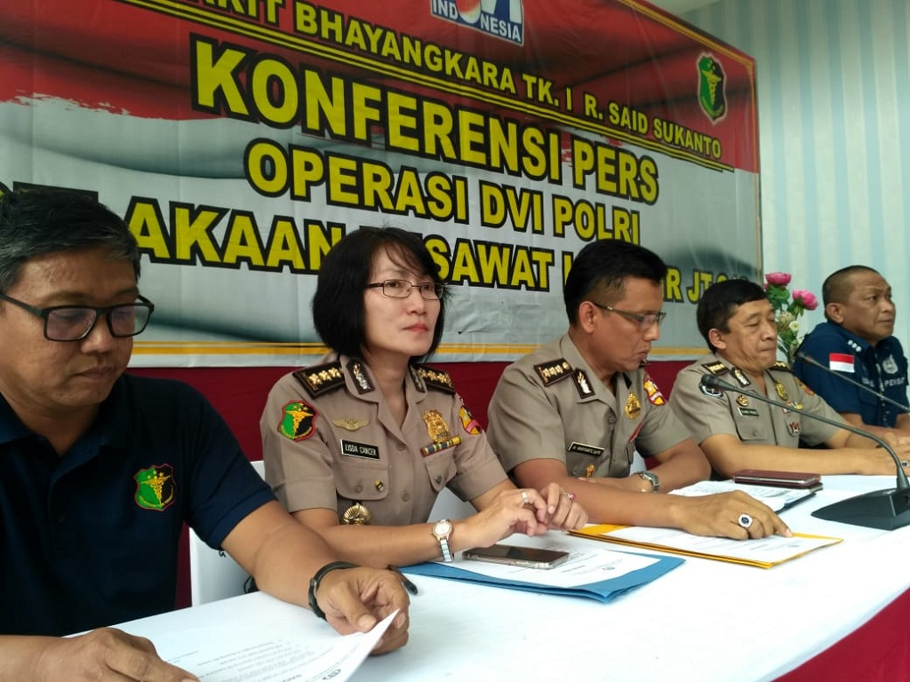 Wakil Kepala RS Kramat Jati Kombes Haryanto - Medcom.id/Damar Iradat.