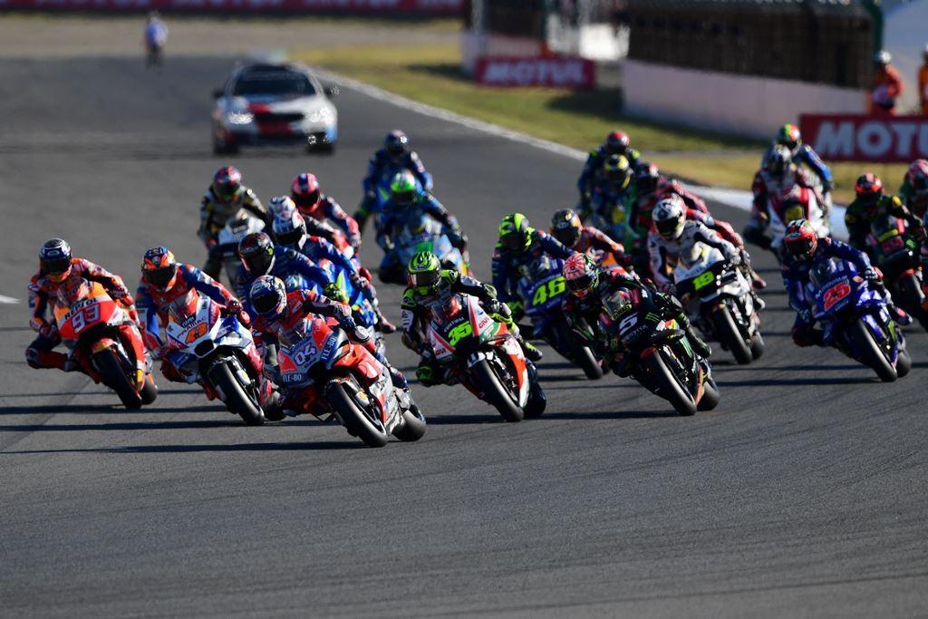 MotoGP 2018 (Foto: Photo by Martin BUREAU / AFP)