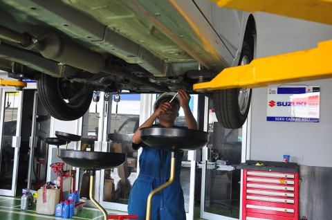 Federal Oil Masih Riset Pelumas Khusus Biodiesel B20
