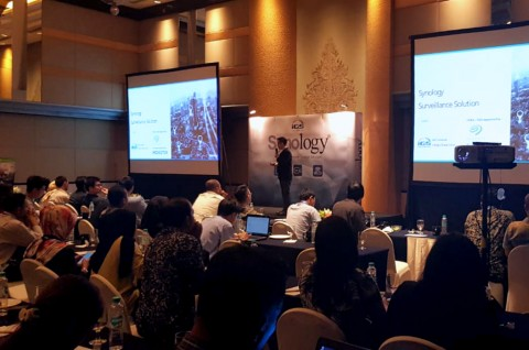 Integra Global Solusi Gelar Synology Reseller Event 2018