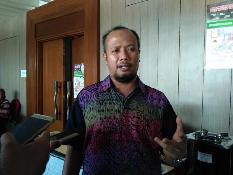 Ketua Pengurus Harian Yayasan Lembaga Konsumen Indonesia (YLKI) Tulus Abadi. (Medcom.id/Patricia Vicka)