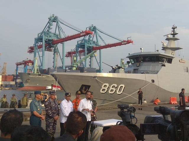 President Joko Widodo (Photo:Medcom.id/Lukman)