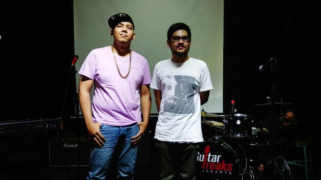 toRa dan Dylan Amirio (Foto: dok. the big leap)