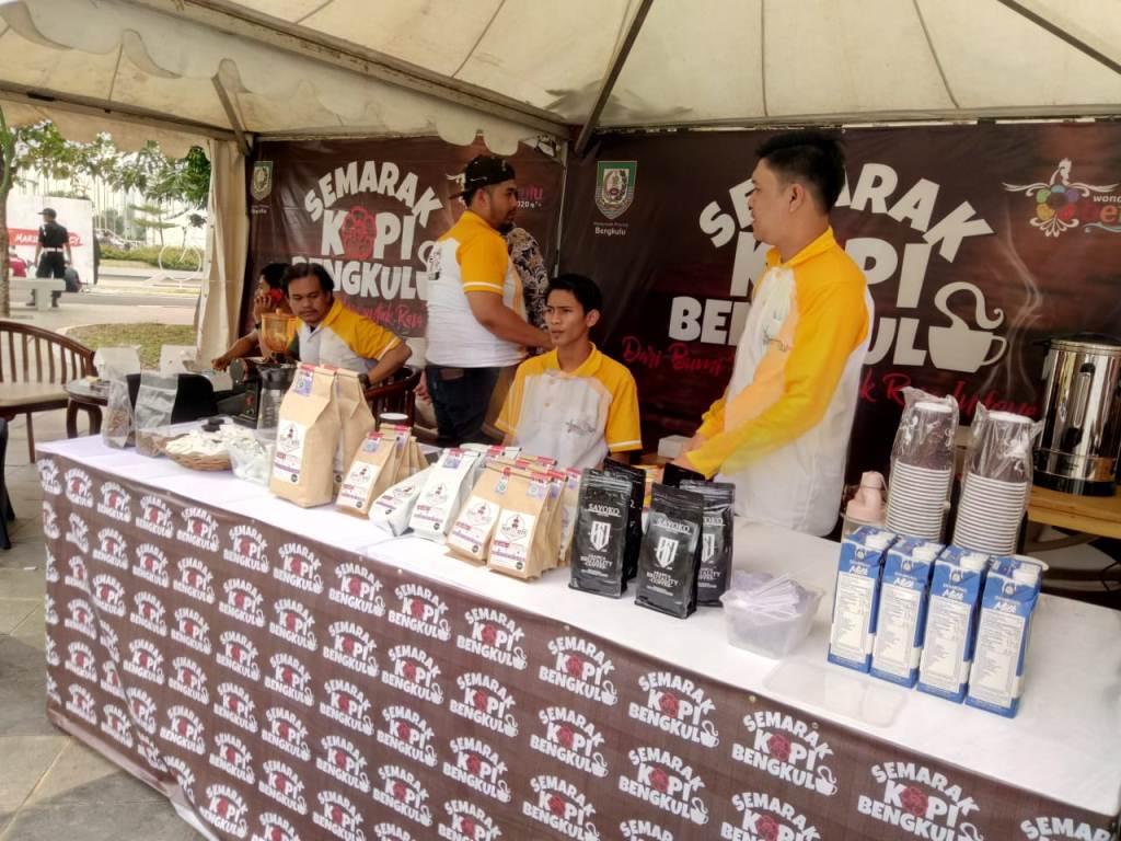 Disperindag dorong kopi Bengkulu ke pasar internasional. (FOTO: dok ist)