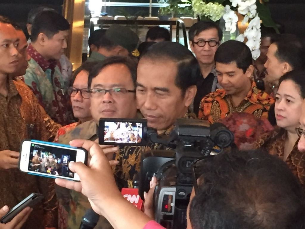 Presiden Joko Widodo. (FOTO: Medcom.id/Suci Sedya Utami)