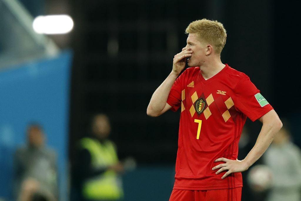 Kevin De Bruyne. (AFP PHOTO / Odd ANDERSEN)