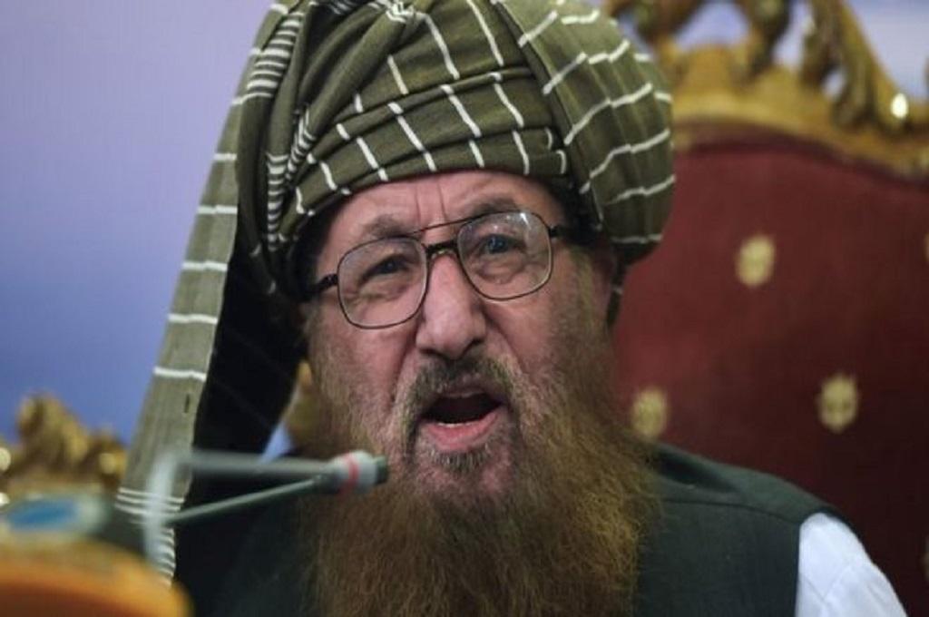 Maulana Sami ul-Haq adalah tokoh berpengaruh di Pakistan. (Foto: AFP/GETTY IMAGES)