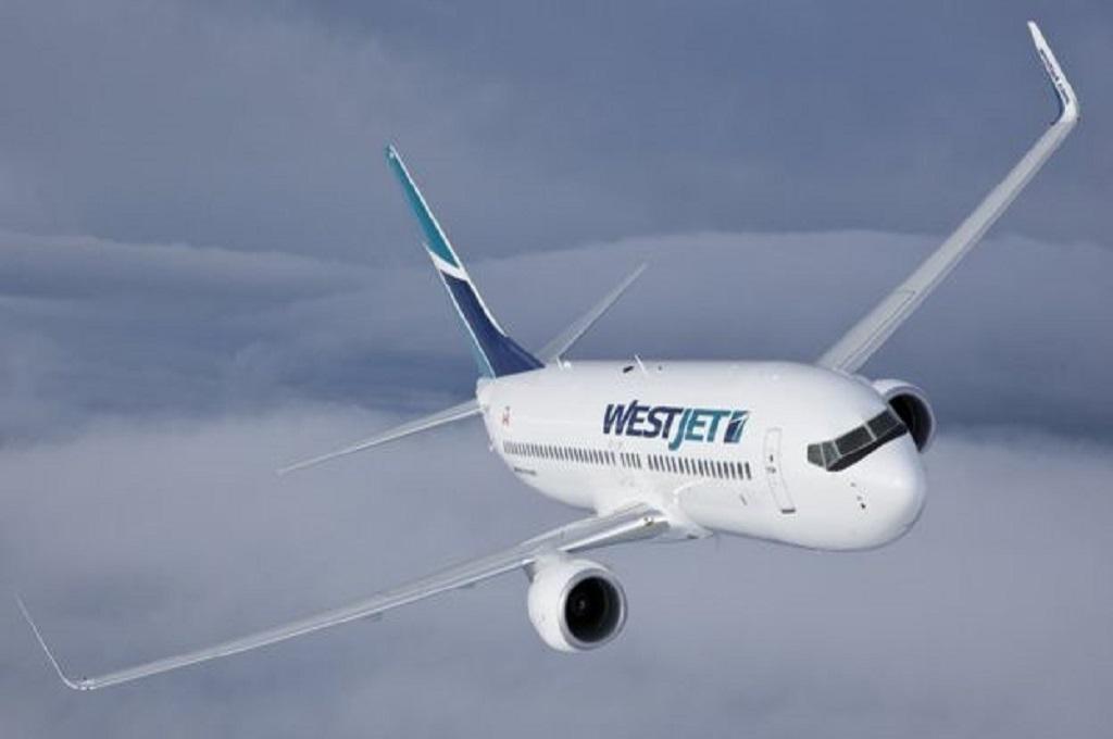 Pesawat maskapai WestJet. (Foto: WestJet)