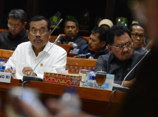 Jaksa Agung M Prasetyo. MI/M Irfan.