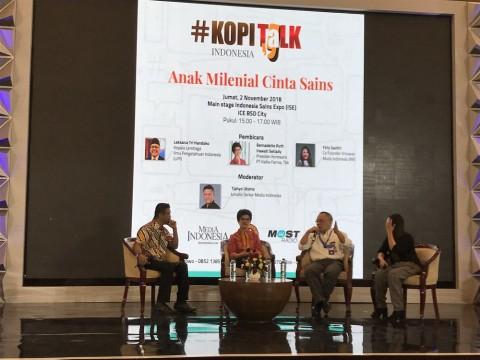Indonesia Science Expo 2018 Mengajak Generasi Milenial Memahami Sains