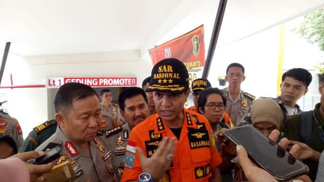 Kepala Basarnas M. Syaugi/Medcom.id/Damar Iradat