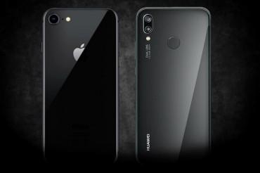 Huawei Kalahkan Apple dalam Distribusi Global