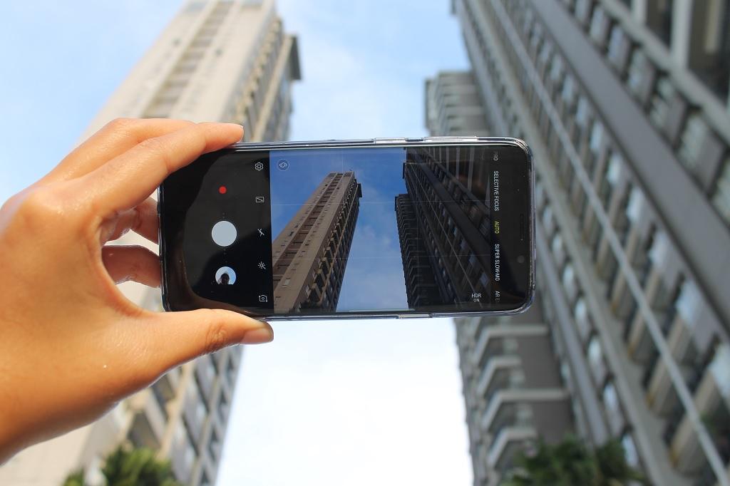 Samsung Galaxy S9. (Medcom.id)