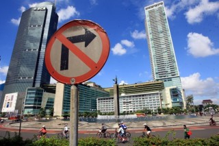 Pagi Ini Jakarta Diprediksi Cerah Berawan