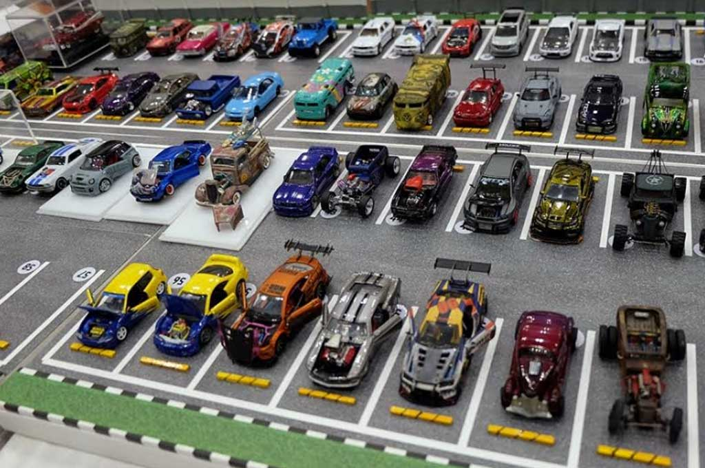 The 5th Shopee Indonesia Diecast Expo 2018. IDE