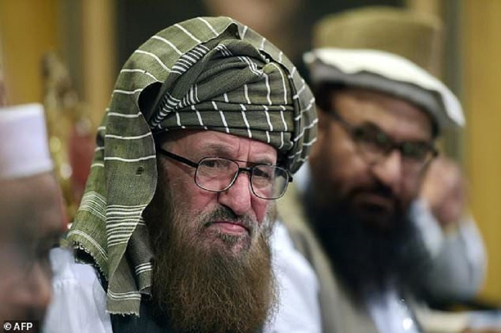Maulana Sami ul-Haq adalah tokoh berpengaruh di Pakistan. (Foto: AFP)