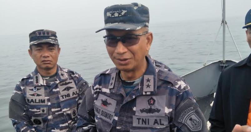 Kapushidrosal Laksamana Muda TNI Harjo Susmoro. Foto: Medcom.id/Dian Ihsan Siregar.