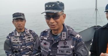 Armada TNI Dimaksimalkan Mencari CVR Lion Air