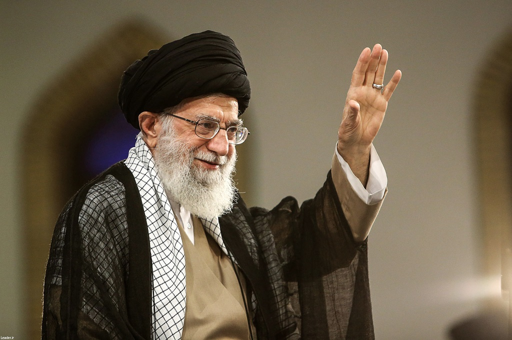 Pemimpin agung Iran Ayatollah Ali Khamenei. (Foto: AFP)