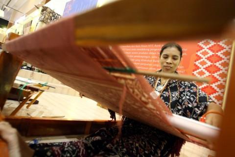 Pemkab Gunung Kidul Dorong Pengembangan Industri Batik